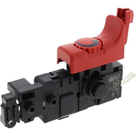 Interrupteur pour Perceuse Bosch