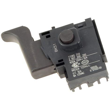 Interrupteur pour Ponceuse Bosch, Scie sauteuse Bosch, Perceuse Bosch, Rabot Bosch