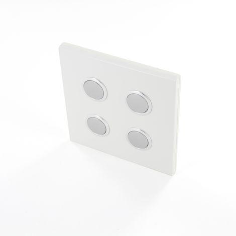Interrupteur sans fil 4 touches