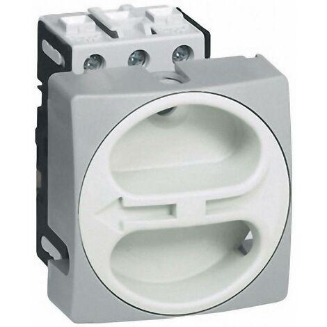 Interrupteur sectionneur BACO BA0174101 refermable 32 A 1 x 90 ° gris 1 pc(s)