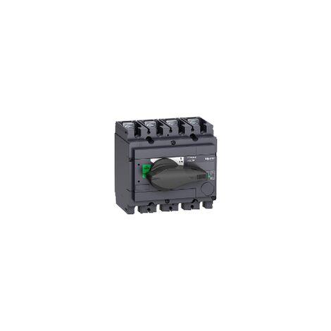 interrupteur sectionneur Interpact INS250 4P 250 A - 31107