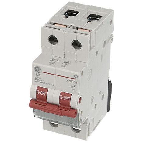 Interrupteur Sectionneur Modulaire 2 pôles 63A