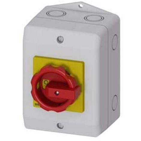 Interrupteur sectionneur Siemens 3LD2064-0TB53 1 pc(s)