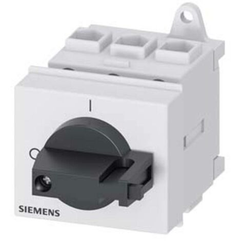 Interrupteur sectionneur Siemens 3LD2230-0TK11 1 pc(s)