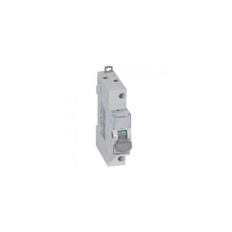 Interrupteur sectionneur Unipolaire 20A - 250V - 406401- Legrand