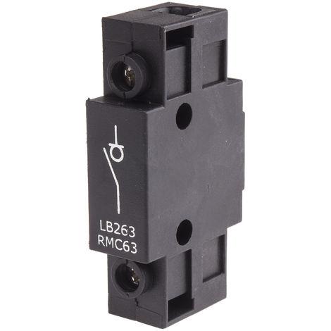 Interrupteur sectionneur unipolaire, 63 A