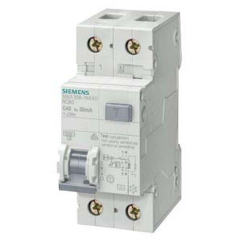 Interrupteur Siemens 5SU1356-6KK13 5SU13566KK13 13 A 0.03 A 230 V 1 pc(s)