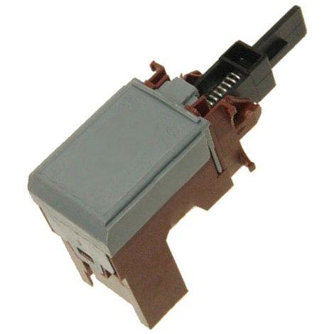 Interrupteur unipolaire (91201694) Lave-linge 301707 CANDY, HOOVER, IBERNA