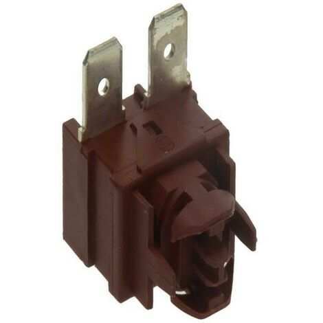Interrupteur unipolaire On/Off (C00140607) Lave-vaisselle 223119 INDESIT, ARISTON HOTPOINT, SCHOLTES
