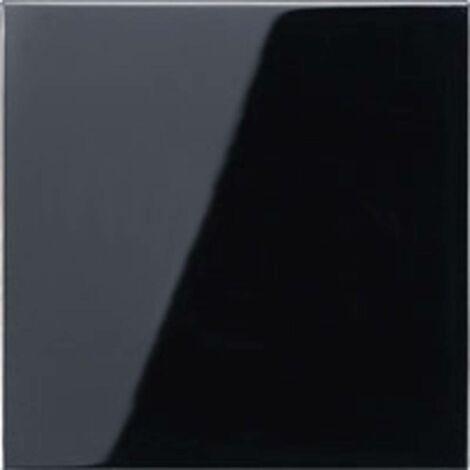 Interrupteur va-et-vient Jung LS990SW simple Cache noir 1 pc(s)