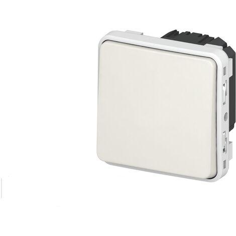 """main image of """"Interrupteur va-et-vient Legrand Plexo™ blanc composable"""""""