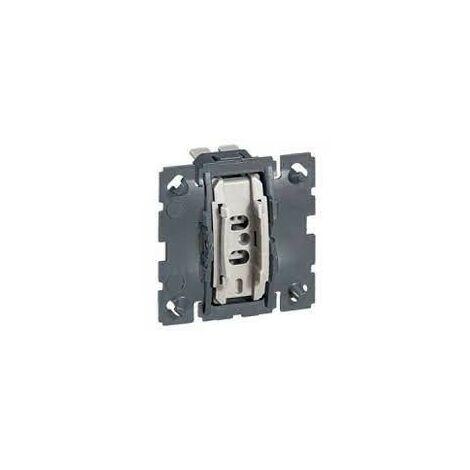 Interrupteur va-et-vient ou commande de VMC Céliane - 10AX - 230V - Legrand