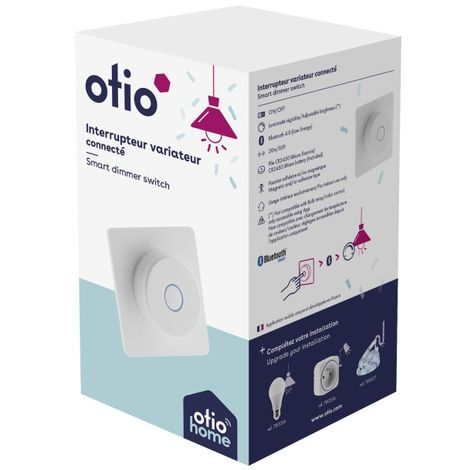Interrupteur variateur connecté - Otio