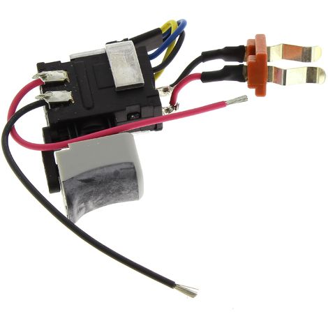 Interrupteur variateur pour Perceuse Ryobi