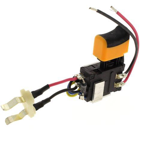 Interrupteur variateur pour Perceuse Ryobi, Visseuse Ryobi