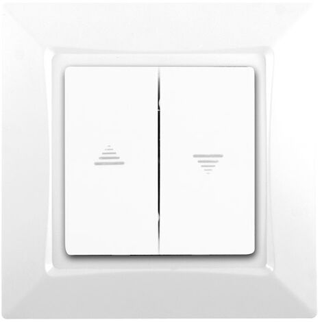 Interrupteur Volet Roulant Blanc Siemens DELTA ONE - SIEMENS