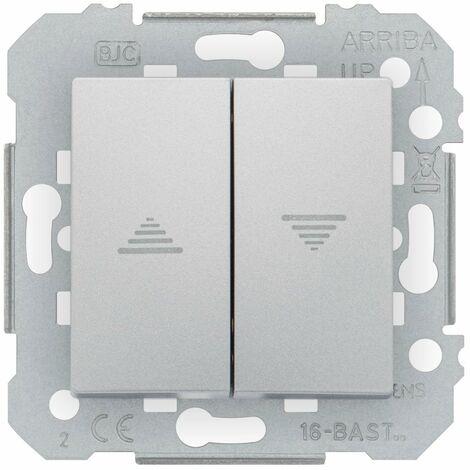 Interrupteur Volet Roulant Silver Siemens DELTA VIVA - SIEMENS