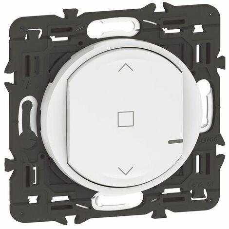 Interrupteur volets roulants pour installation connectée - Céliane with Netatmo - Blanc