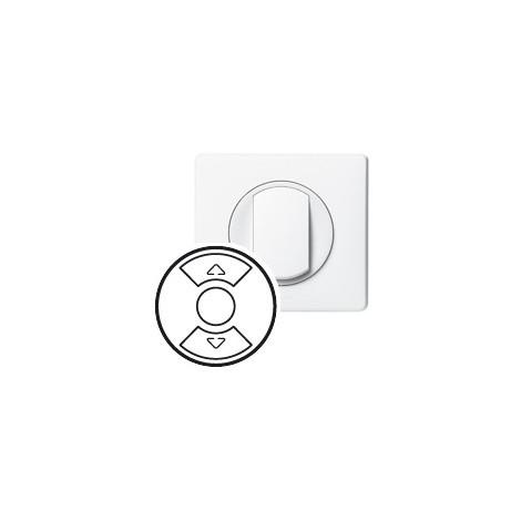 Interrupteur volets roulants stores fenêtres celiane blanc ou titane