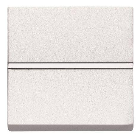 Interruptor ancho unipolar Niessen Zenit 16 A Blanco