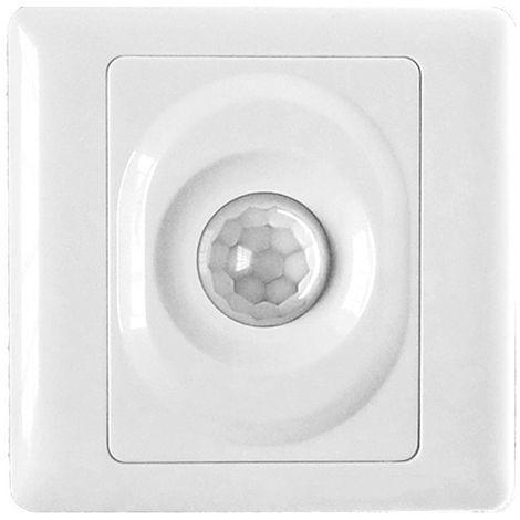 Interruptor automatico del sensor de movimiento del cuerpo infrarrojo PIR, interruptor de luz LED