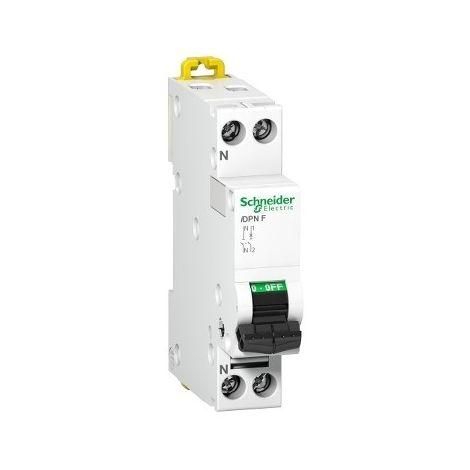 Interruptor automático magnetotérmico DPN - N 1P+N 25A Schneider A9N21559
