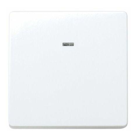 Interruptor bipolar ancho blanco con luminoso Simon 27 27134-65