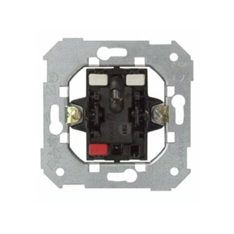 Interruptor con piloto Simon series 75 75102,39