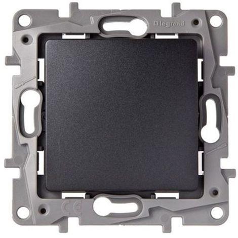 Interruptor-Conmutador Antracita Niloe 665401