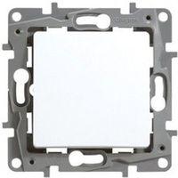 Interruptor-Conmutador Blanco Legrand Niloe 664701
