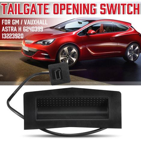 Interruptor de apertura de puerta trasera / maletero 13223920 para GM Vauxhall Astra H