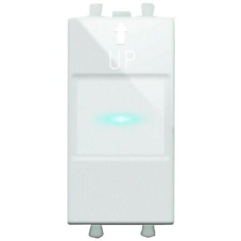 Interruptor de Ave Toque electrónico táctil de 2 cables a las placas de Toque de los iluminados 442TC01/2F