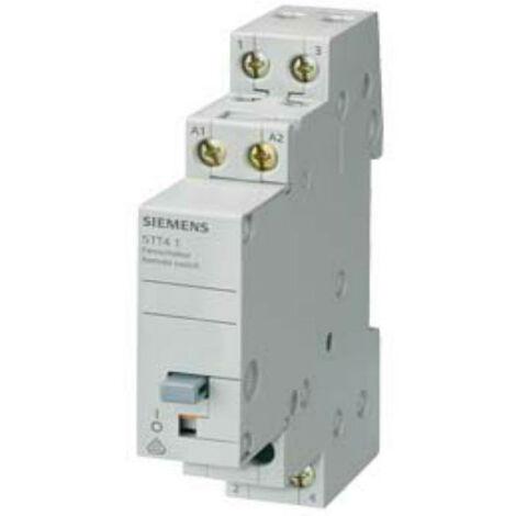 Interruptor de Control de Siemens remoto 2NO 230V 1M 5TT41020