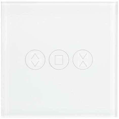 Interruptor de cortina WiFi Tuya , para Amazon Alexa, Google Home Voice Control