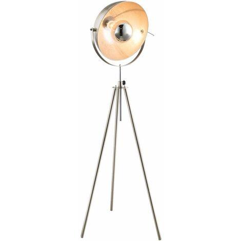 interruptor de salón de lectura lámpara de pie focos Foco orientable giratorio Globo 58306