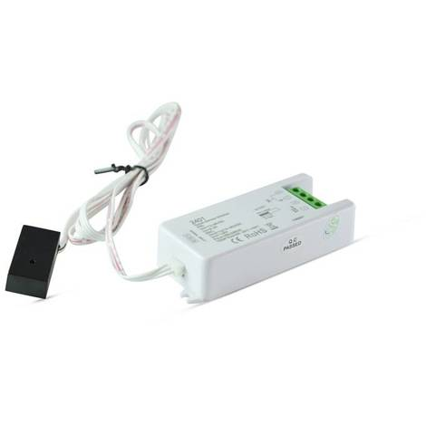 Interruptor dimmer táctil de superficie 12-36V IP20