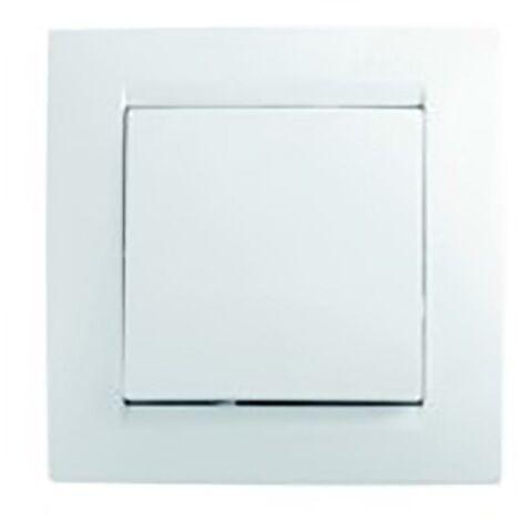Interruptor Electricidad Empotrar Conmutador Blanco Simon Serie 15 F1590201030