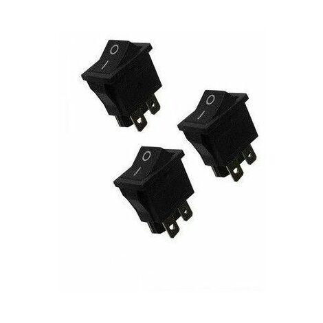 Interruptor empotrado 15x20mm EDM 45042
