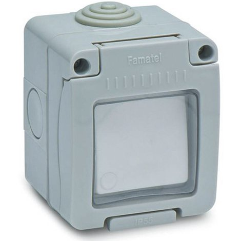 Interruptor Estanco Ip55 - FAMATEL - 19032 - 10 AMP