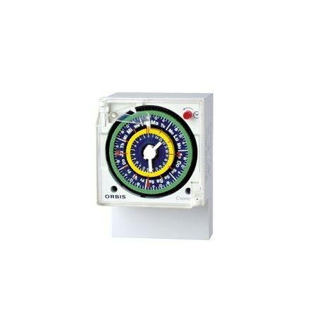 Interruptor Horario Analógico Crono QRDD 230V