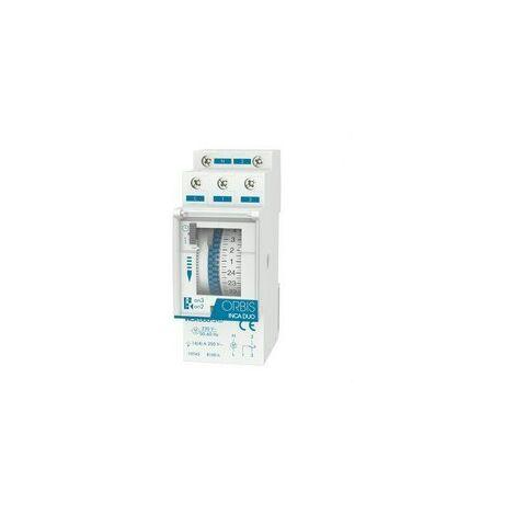 Interruptor Horario Modular INCA DUO QRS