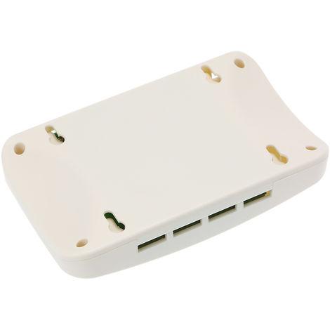 Interruptor inalambrico de control remoto inteligente, modulo universal 4ch DC 5V AC85-220V