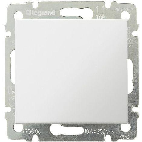 Interruptor Legrand Valena L774401 | Blanco 774401