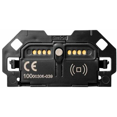 Interruptor Master IO Simon 100 10000306-039 Embornamiento con tornillo