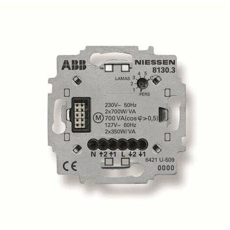 Interruptor para persiana electronico Niessen 8122