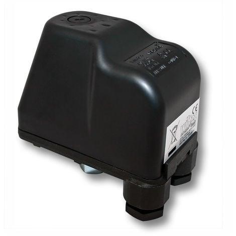 Interruptor presión 230V agua doméstica controlador presión 1-5bares 10A bomba fuentes jardín