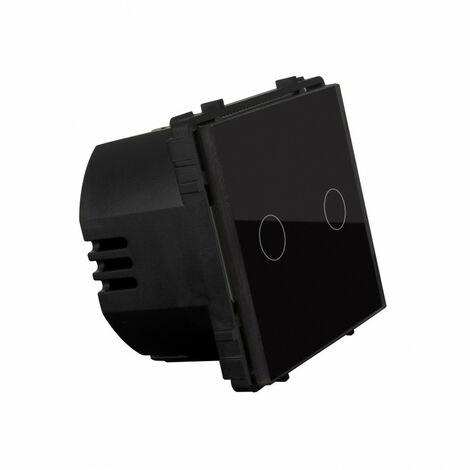 Interruptor Táctil Doble Conmutado Remoto