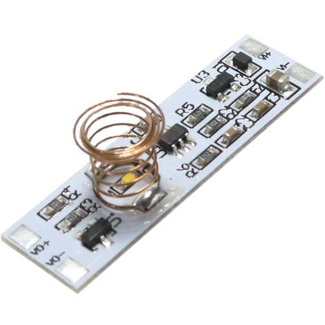 Interruptor Táctil Perfil LED (SU-TOUCHSWITCH)