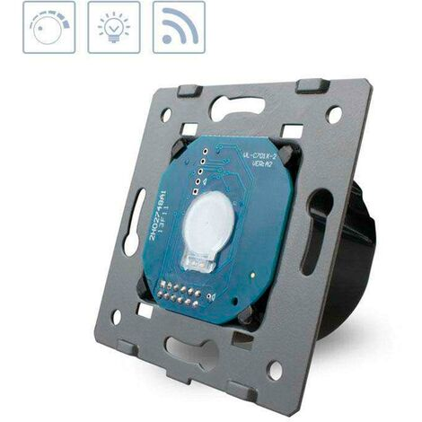 Interruptor Táctil + Regulador TRIAC + Remoto Dimmer , Regulable