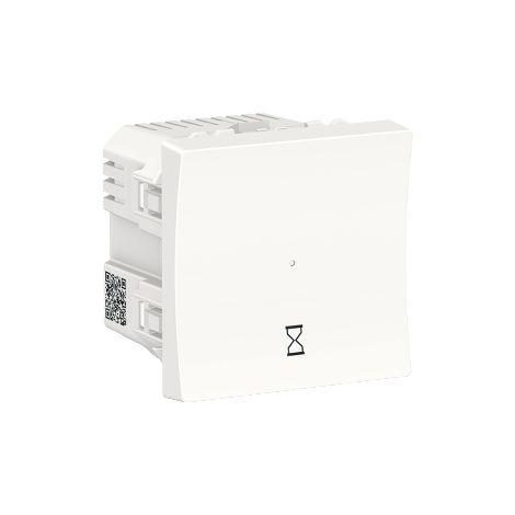 Interruptor temporizado 10A Polar SCHNEIDER ELECTRIC NU353518